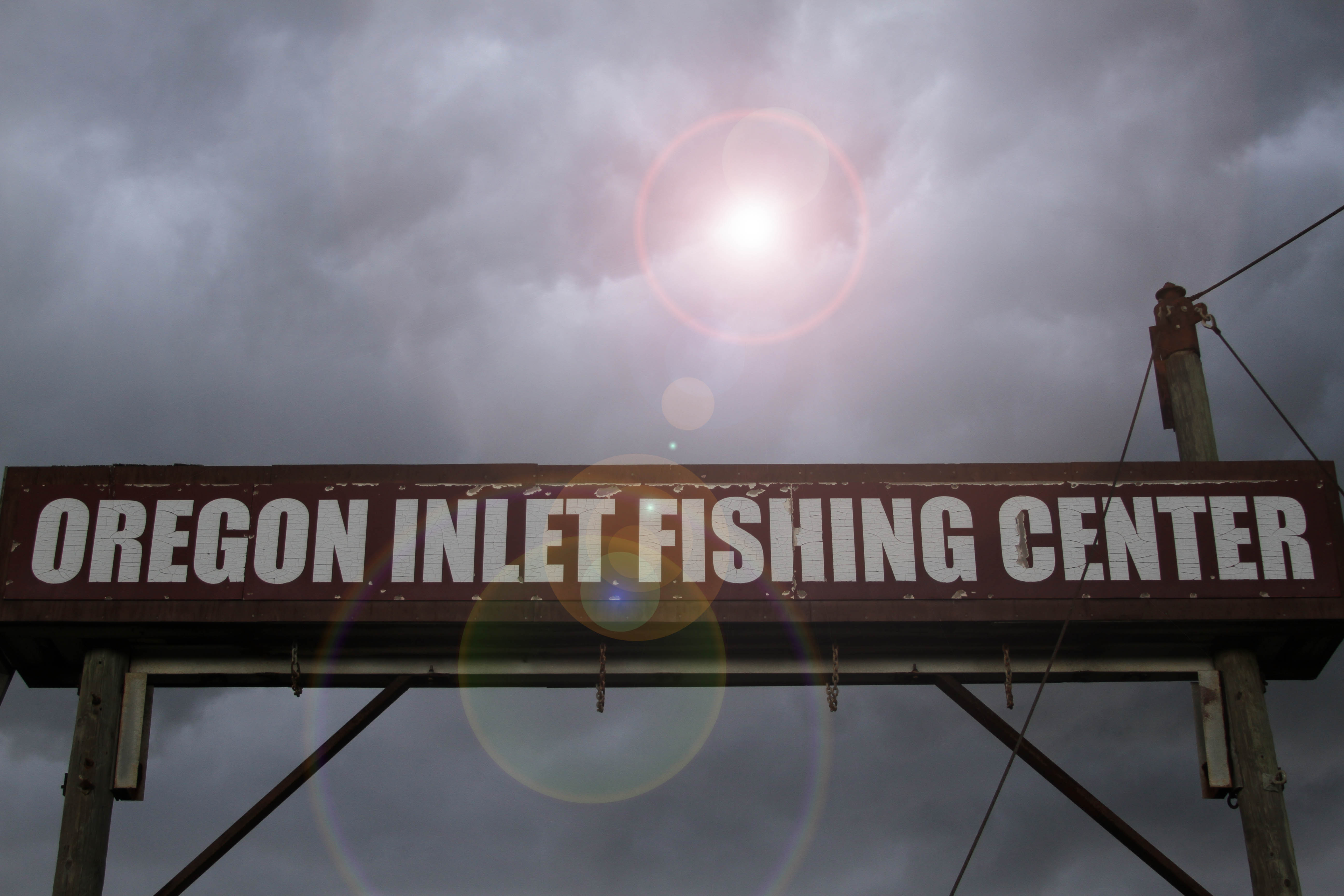 Nothing could be finer than to be in carolina for Oregon inlet fishing center