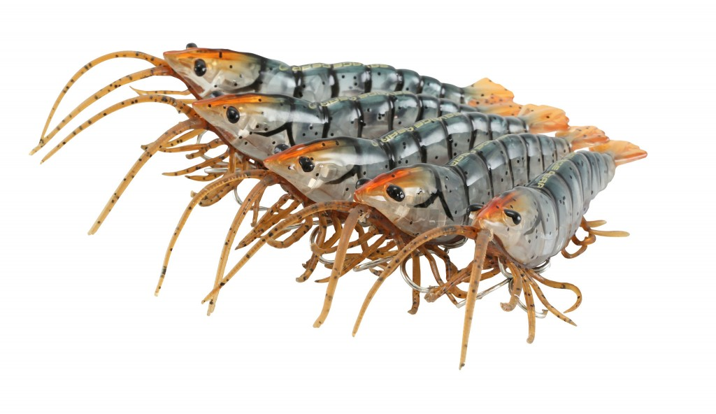 Savage Gear's New Hard Shrimp