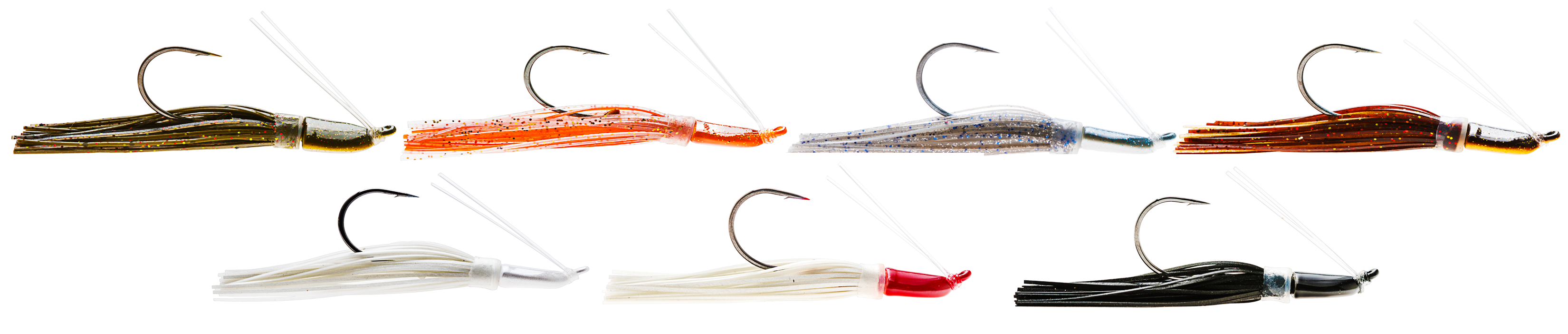 New product introduction z man btb skimmerz jig for Z man fishing products
