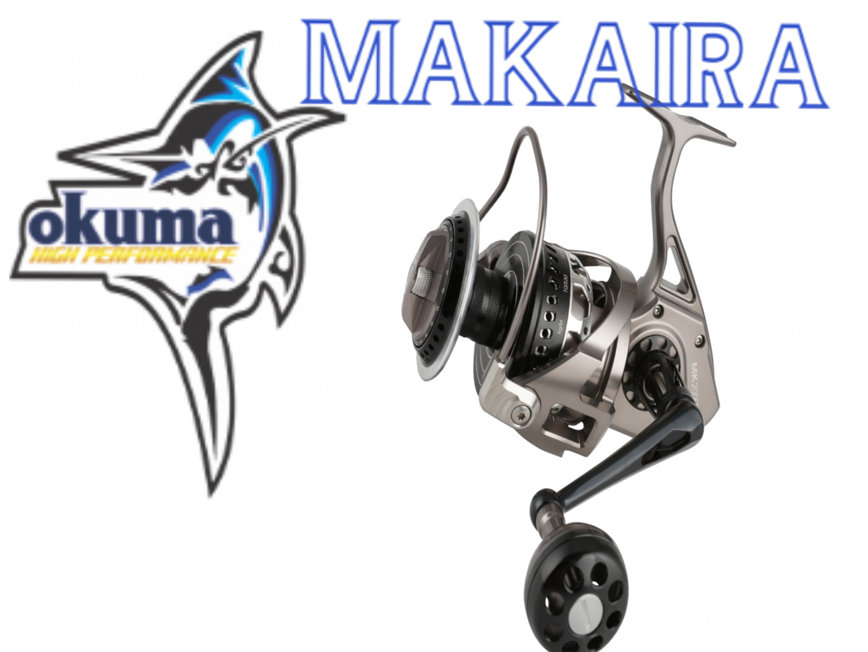 okuma makaira spinning reel